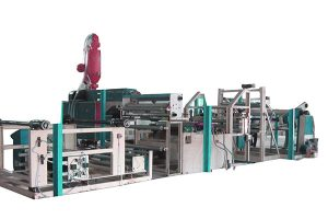 HDPE Woven Fabric Lamination Machine