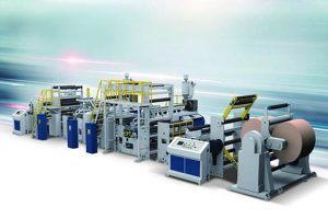 BOTH SIDE LAMINATION MACHINE