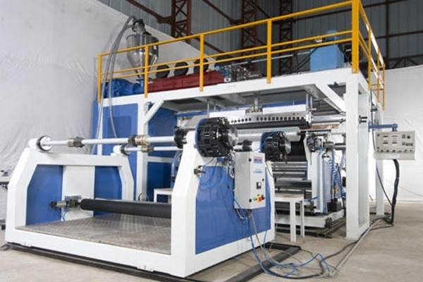 EXTRUSION COATING LAMINATION PLANT